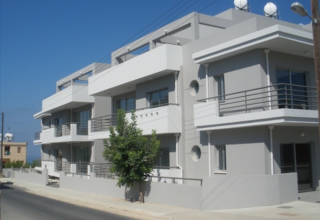 Paphos construction - Apartment Blocks