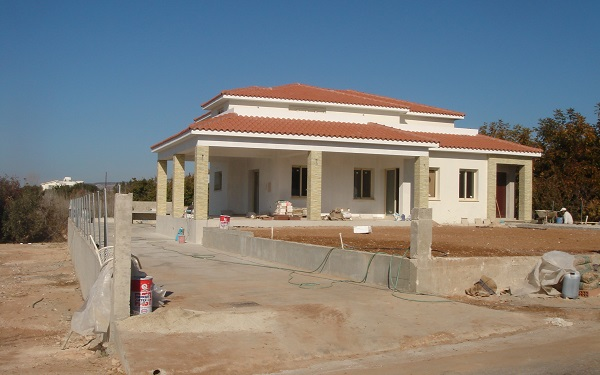 House building Paphos MM building contractor