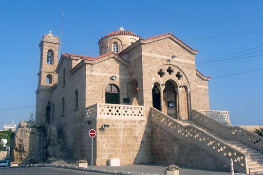 Restoration of Thoskepasti Church Kato Paphos