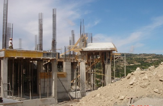 Pivate villa construction in Letymbou Paphos 4