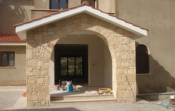 Pivate villa construction in Letymbou Paphos 6