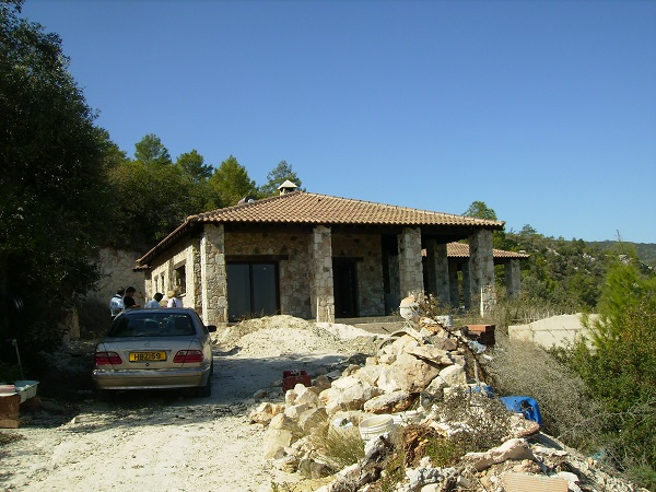 Villa Renovation contactor Polis Chrisochou