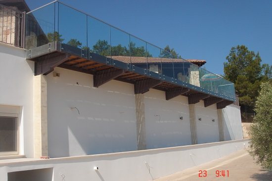 steel metal construction Paphos polis chrysochou